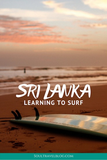 Want to learn to surf in Sri Lanka or go on a surf and yoga retreat in Sri Lanka? We tell all in our review of Soul and Surf Sri Lanka #srilanka #srilankatravel #traveltips #yogaretreats #asiatravel