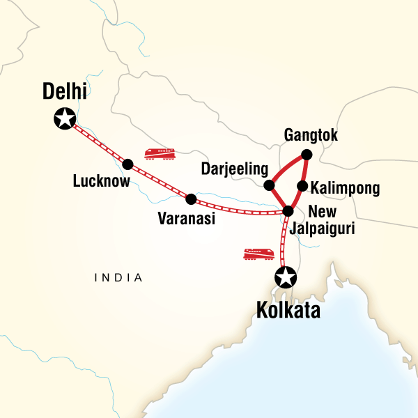India tour Itineraries