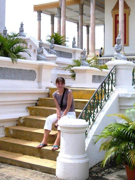 Cambodia Ellie 2006