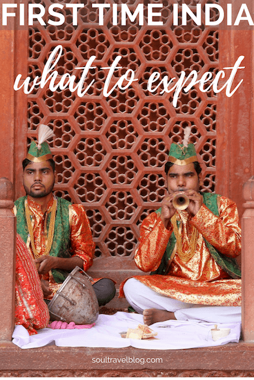 Thinking of travel to India? Contemplating first time in India or India as a solo traveller? Here are some of the things you can expect when visiting India for the first time. Get started by pinning this post to one of your boards! #india #indiatravel #indiaphotography #responsibletravel