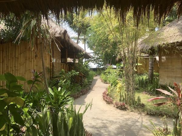 Budget Sustainable Travel at Rinjani Eco Lodge