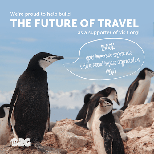 visit.org is a responsible travel operator and platform
