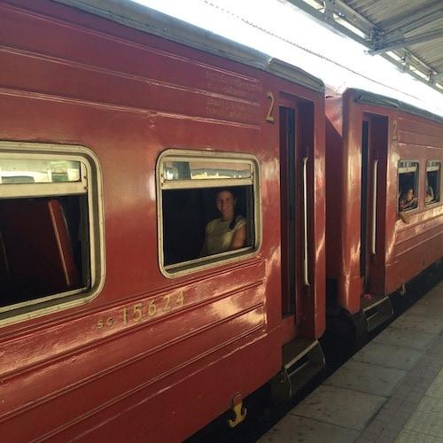 Train Travel in Sri Lanka: Beaches, Jungle and Tea Country