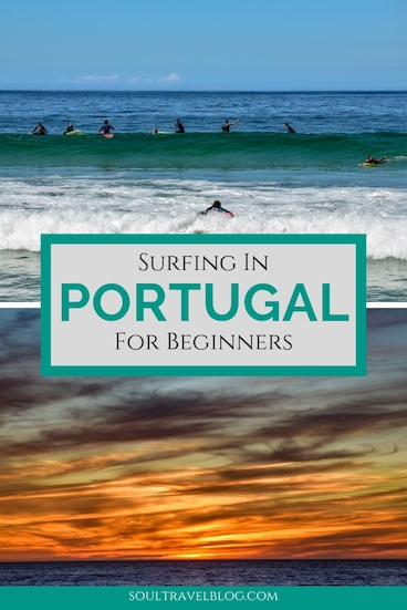 Want to learn to surf in Portugal? Portugal is one of the best places for surfing holidays and learning to surf in Portugal can be a great choice! Read our Portugal Surf Camp review here, what we learned about surfing in portugal, and tips for beginner surfers! #portugal #portugaltravel #surfing #surf #europetravel #surfcamp