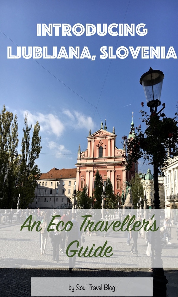 travel in ljubljana