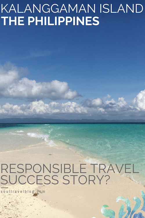 Is this the most beautiful beach in the Philippines? Possibly! Find out how to get to Kalanggaman Island, Leyte, The Philippines and why it is a great example of sustainable travel in the Philippines. Pin this post for when you need it!