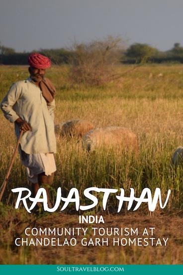 Chandelao Garh homestay in Jodhpur, Rajasthan, India