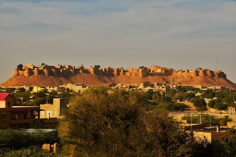 Ethical Travel in Rajasthan, India