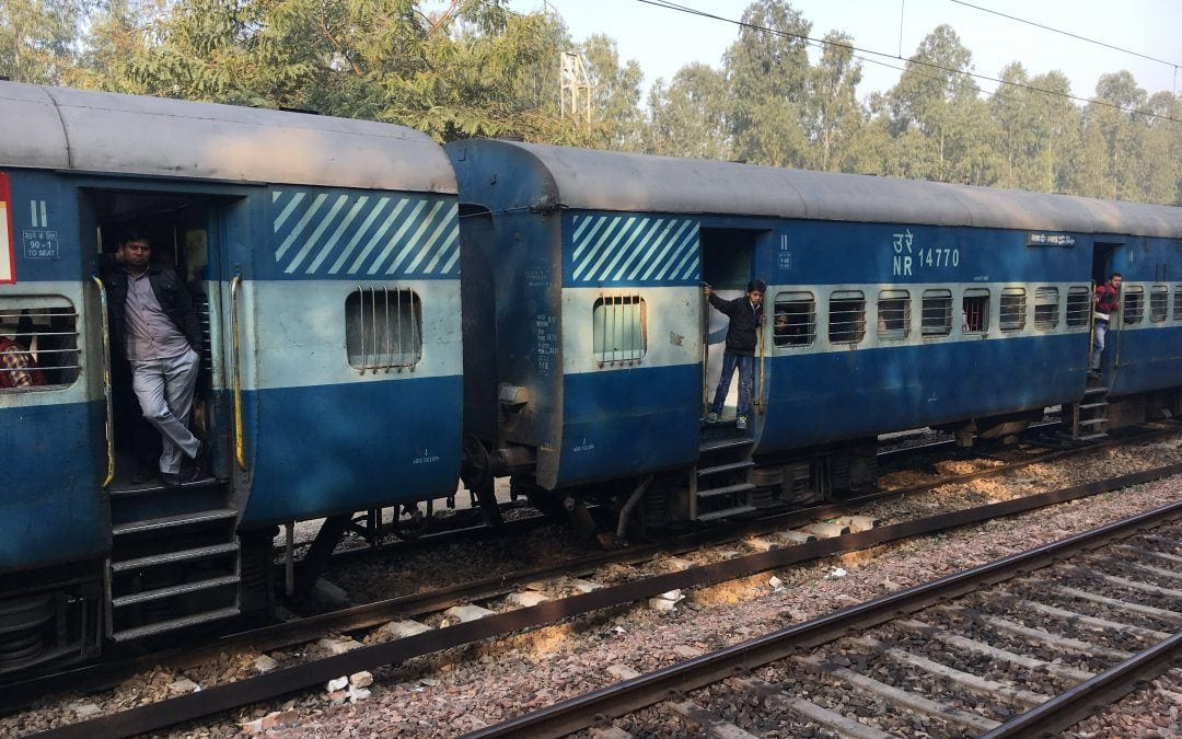 What you Need to Know to Plan Train Travel in India.