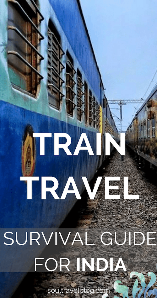 Planning train travel in India? Want to take the train in India but not sure how to plan, how to book trains in India, or what to expect from overnight sleeper trains in India? This guide tells you all you need to know to plan train travel in India, from safety tips to is the food safe, and how to book your tickets. Now relax, hop on board and enjoy! Don't forget to pin this post to find it later!