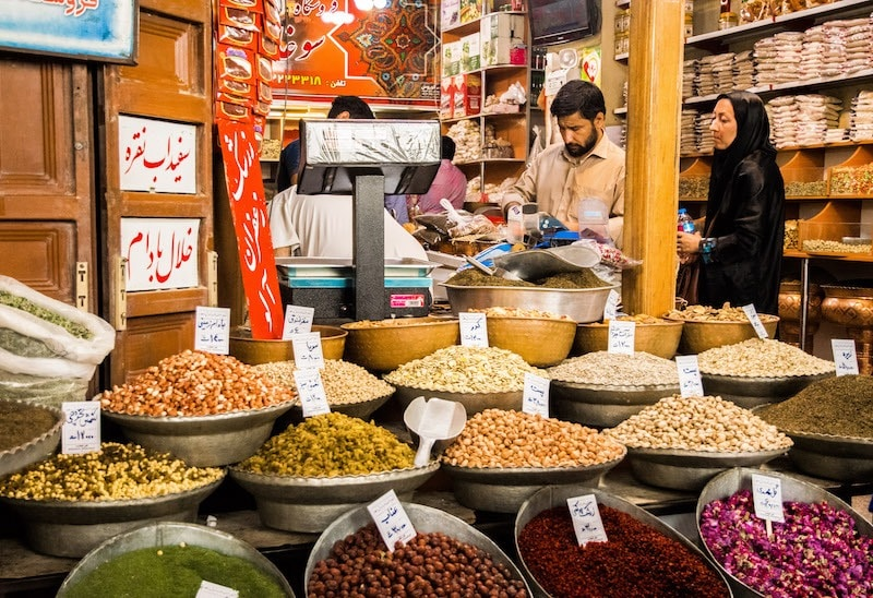 Why should you travel to Iran?