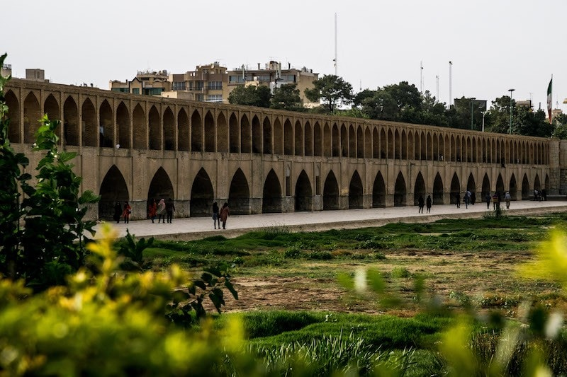 Isfahan Iran points of interest, responsible travel in Iran and Isfahan History by soul travelblog.