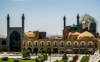 Half the World: The Other Half of Isfahan, Iran