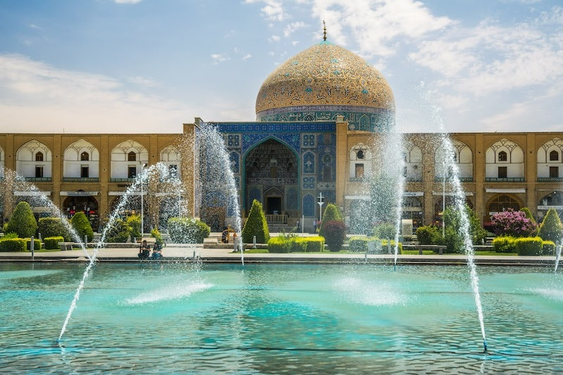 Isfahan Iran points of interest and Isfahan History by Soul Travel Blog - responsible travel in Iran