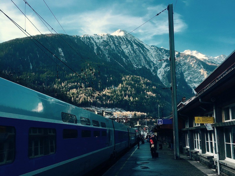 great rail journeys with a view