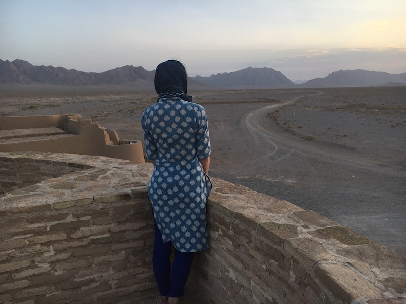 tips for responsible travel in Iran
