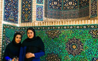 Responsible Travel Tips for Iran.