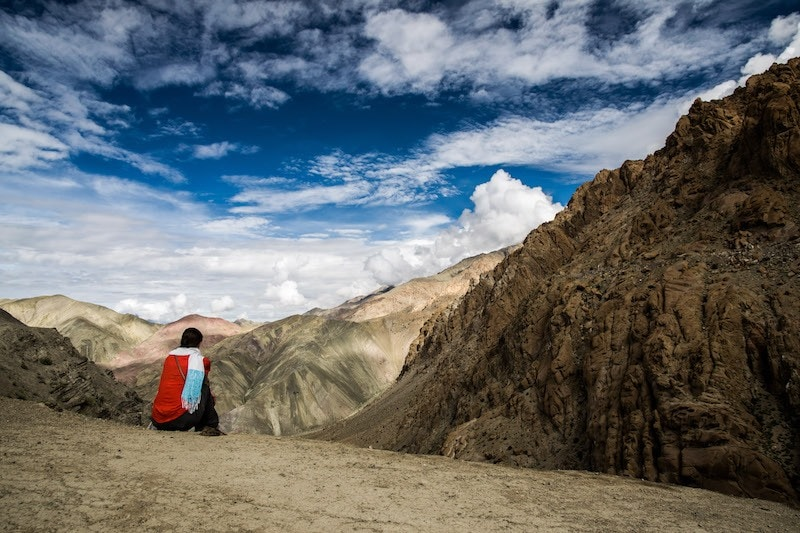 beginner trek Ladakh India