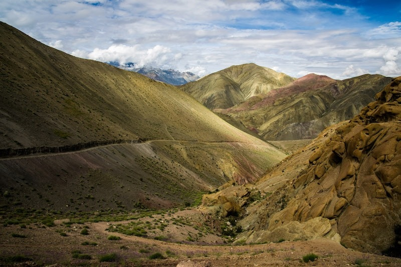 sham trek Ladakh for beginners