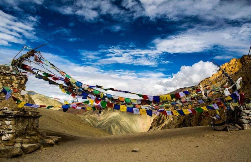 sham trek Ladakh India