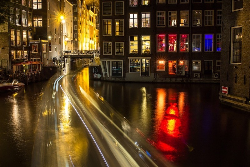 sustainable travel guide to Amsterdam