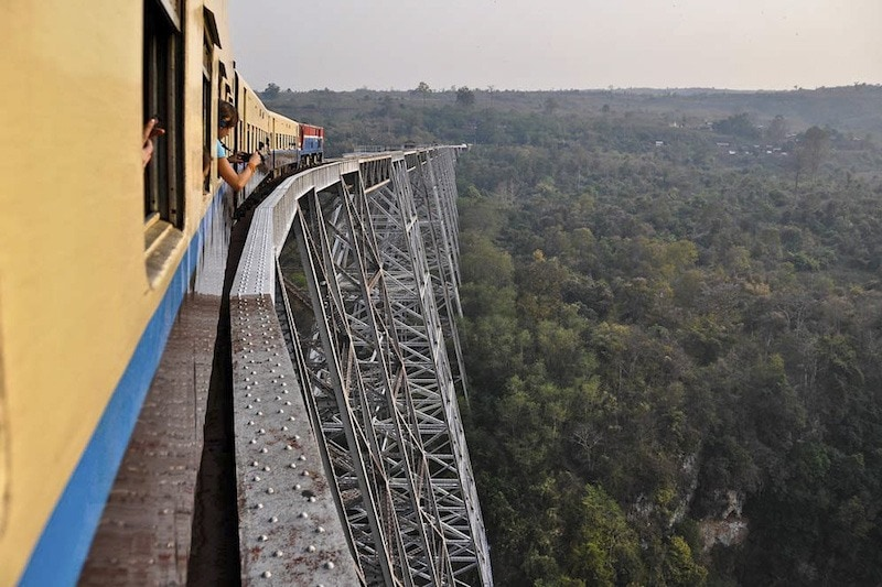 the world's most scenic train journeys