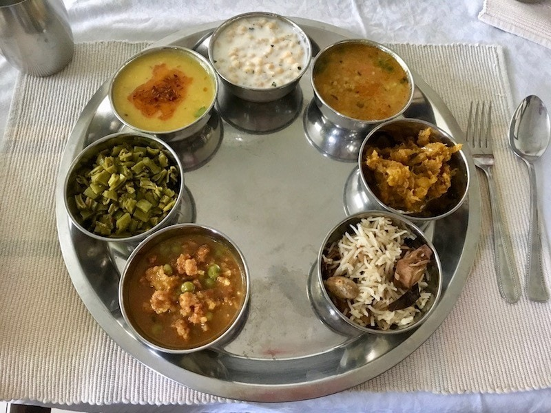 Home cooked Indian food for tourists