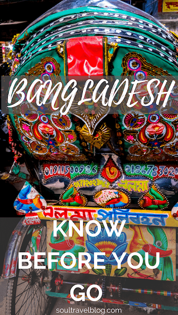 Intersted in travel in Bangladesh? Check out our Bangladesh travel guide packed with know before you go travel tips for Bangladesh! Don't forget to pin this post to one of your boards for later...