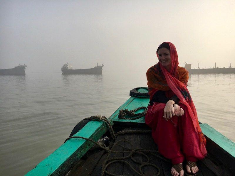 solo female travel in Bangladesh travel blog