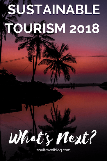 2017 was the year of sustainable tourism, but now that it's over, what now? Will 2018 be the year of the most sustainable travel yet? Take a look at what really happened in 2017 and how we can be responsible travellers this year. Share this post with others on pinterest and pin it!