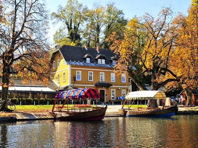 Slovenia two week itinerary