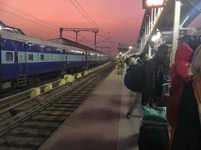Travel to Bangladesh by train