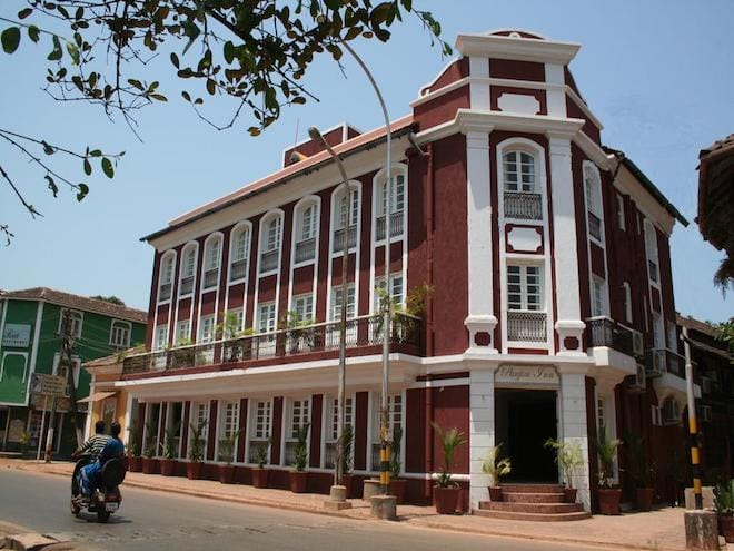 Where to stay in Panjim Goa