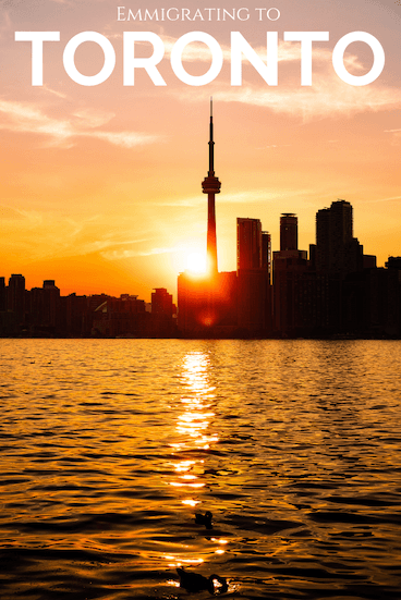 Thinking of moving to Toronto? We share our first impressions of living in Toronto and what we wish we would have known before moving to Canada! #toronto #canada #movingcities #canadatravel