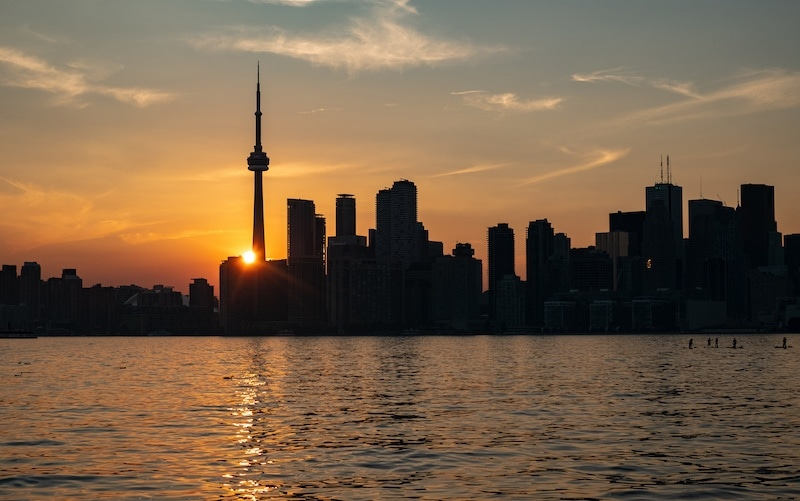 digital nomad in toronto blog