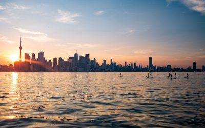 Moving Continents: How we Ended Up in Toronto, Canada!