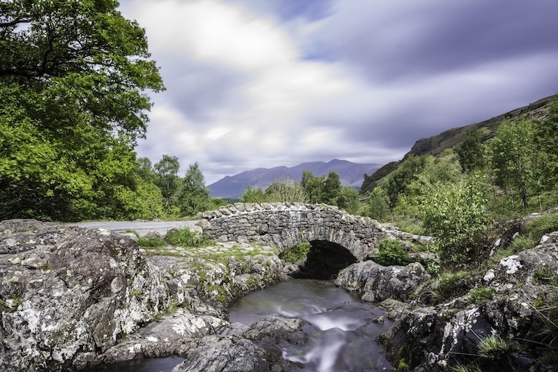 best hikes in the Lake district england