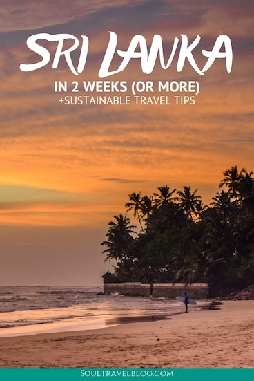 The perfect #srilanka #travel #itinerary for 2 weeks or more!