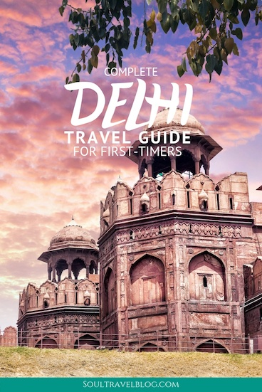 Delhi travel guide: Explore Delhi, India for the best things to do in Delhi, where to stay in Delhi, Delhi street food, what to wear and what to look out for - check out our comprehensive travel guide! #delhi #indiatravel #india #traveltips