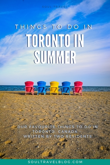 Things to do in Toronto in Summer