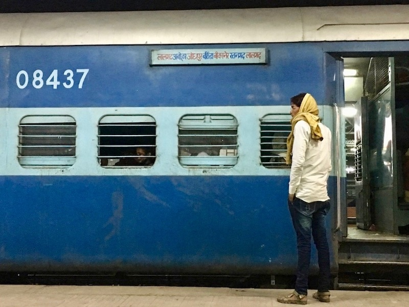 train journeys india