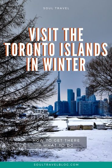 Visit the Toronto Islands in Winter - a must for photographers and outdoor lovers when looking for things to do in #toronto! #canada #canadatravel