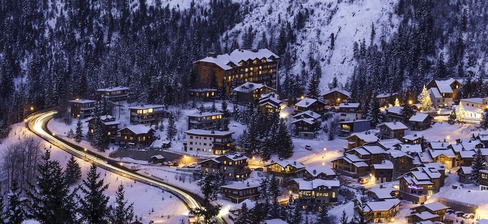 top french alps ski resorts
