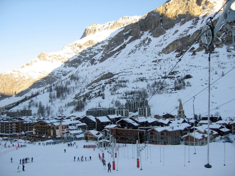Val D'Isere ski resort review