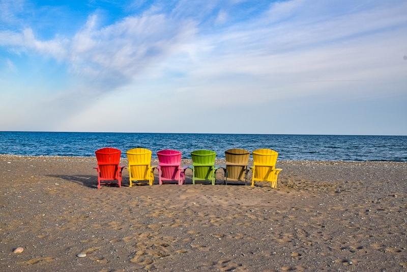 the beaches, toronto