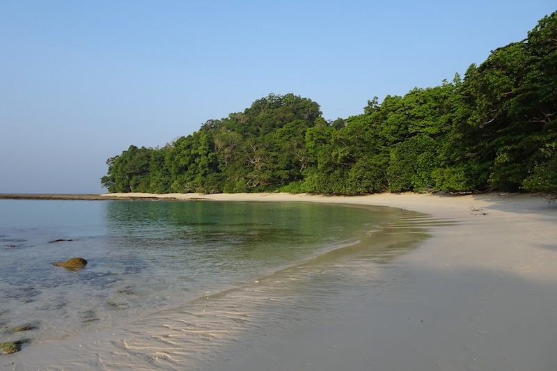 best time to visit the Andaman islands