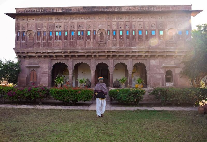 Chandelao Garh homestay Rajasthan