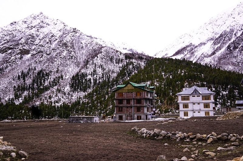 CHitkul lodge Kinnaur