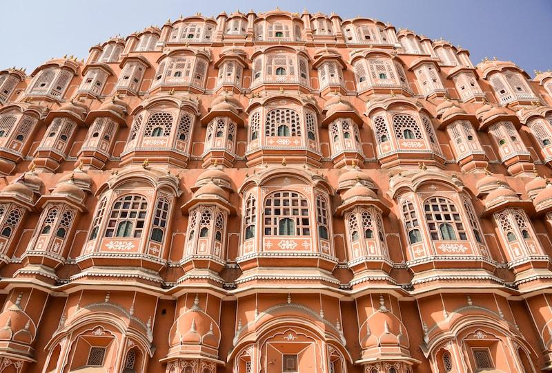 Hawa in Mahal Jaipur Rajasthan