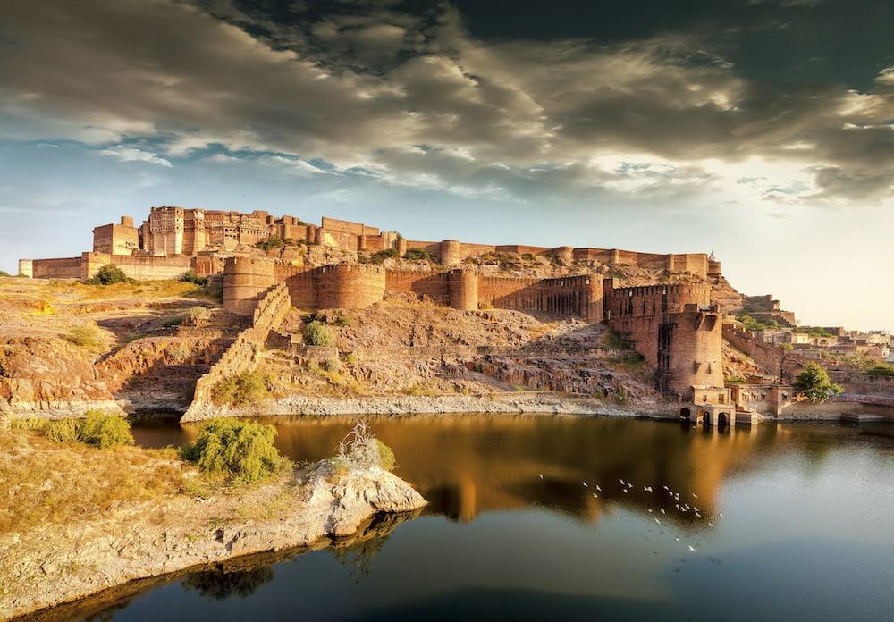Mehrangarh Fort Jodhpur Rajasthan Itinerary